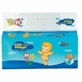 Подгузники   Prokids  Magic Tape M (6-11 кг), 20 шт.